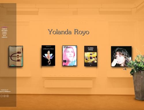 Yolanda Royo Escritora